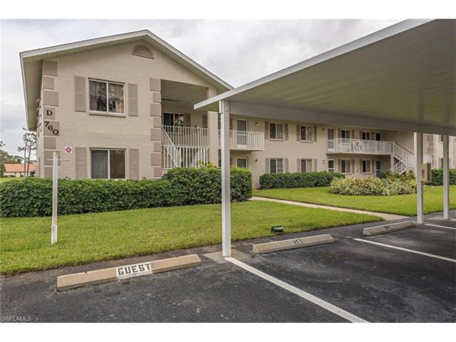 760 Augusta Blvd D204, Naples, FL 34113 (MLS #217067892) :: The New Home Spot, Inc.