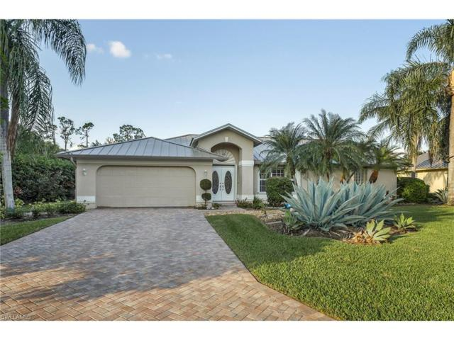 2025 Castle Garden Ln, Naples, FL 34110 (MLS #217069728) :: The New Home Spot, Inc.