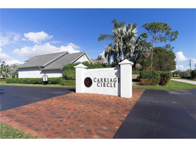 3149 Carriage Cir, Naples, FL 34105 (#217074228) :: Equity Realty