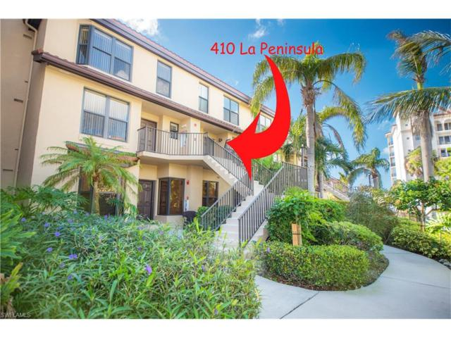 410 La Peninsula Blvd #410, Naples, FL 34113 (MLS #217076188) :: RE/MAX Realty Group