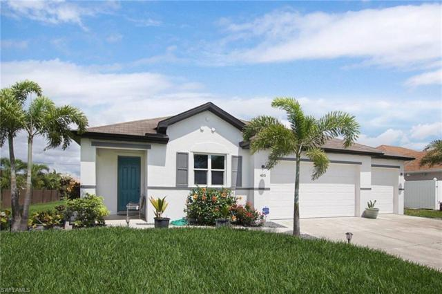 405 NW 20th Pl, Cape Coral, FL 33993 (#217079664) :: Equity Realty