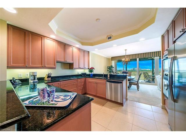 455 Cove Tower Dr #703, Naples, FL 34110 (MLS #218000394) :: The New Home Spot, Inc.