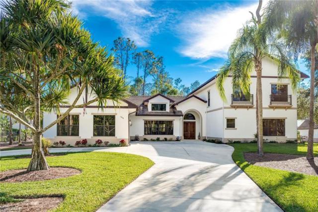 6010 Bur Oaks Ln, Naples, FL 34119 (MLS #218001514) :: The New Home Spot, Inc.