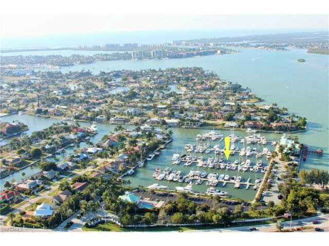 1402 N Collier Blvd C64, Marco Island, FL 34145 (MLS #218001633) :: RE/MAX Realty Group