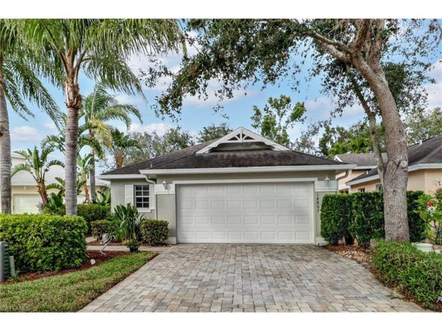 14867 Sterling Oaks Dr, Naples, FL 34110 (MLS #218003572) :: The New Home Spot, Inc.