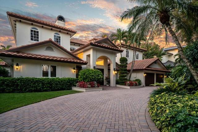 453 18th Ave S, Naples, FL 34102 (#218003949) :: Jason Schiering, PA