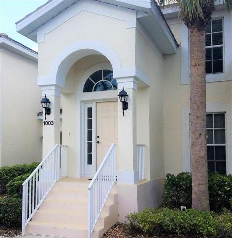 10139 Colonial Country Club Blvd #1003, Fort Myers, FL 33913 (MLS #218004120) :: The New Home Spot, Inc.