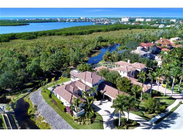 220 Audubon Blvd, Naples, FL 34110 (MLS #218004174) :: RE/MAX Realty Group