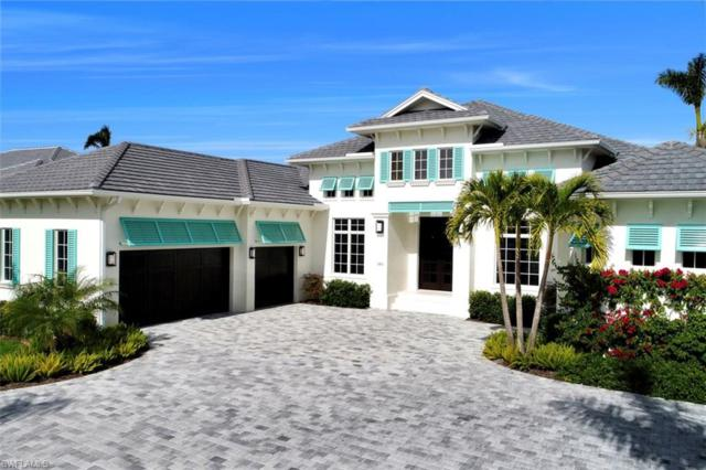 393 Springline Dr, Naples, FL 34102 (#218004274) :: Naples Luxury Real Estate Group, LLC.