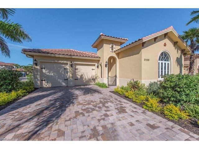 2103 Torino Way, Naples, FL 34105 (#218004384) :: Naples Luxury Real Estate Group, LLC.