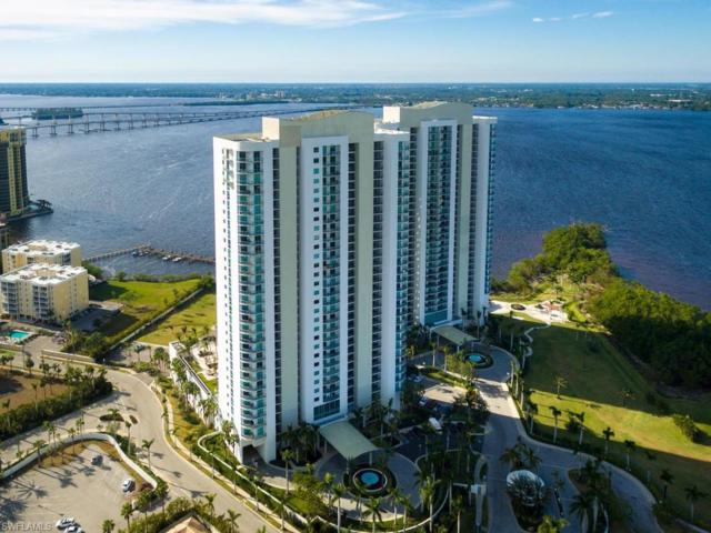 3000 Oasis Grand Blvd #806, Fort Myers, FL 33916 (MLS #218004573) :: The New Home Spot, Inc.