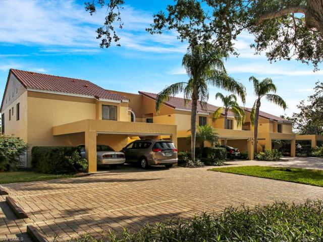 631 Beachwalk Cir F-203, Naples, FL 34108 (MLS #218004582) :: The New Home Spot, Inc.
