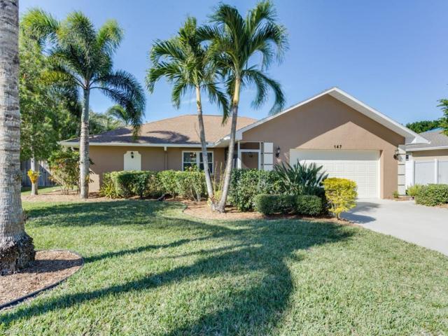 147 Flame Vine Dr, Naples, FL 34110 (MLS #218006799) :: The New Home Spot, Inc.