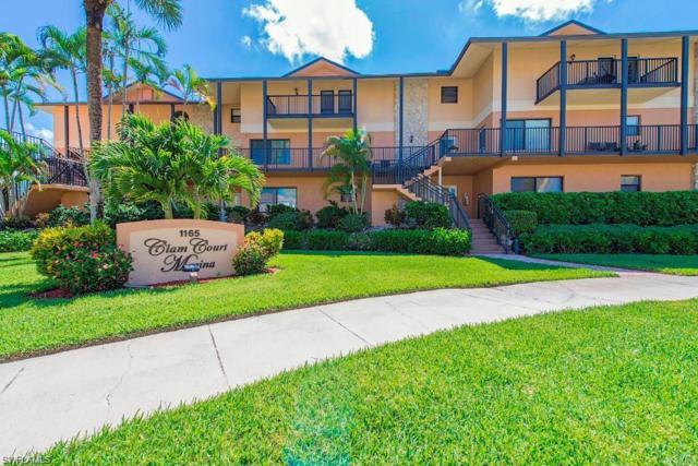 1165 Clam Ct #11, Naples, FL 34102 (MLS #218006926) :: The New Home Spot, Inc.