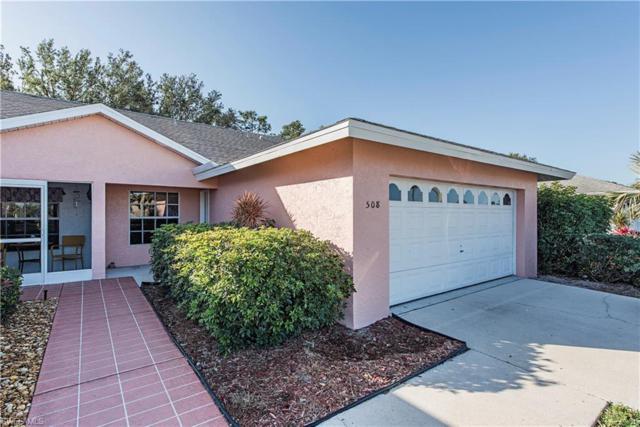 508 Saint Andrews Blvd #16.1, Naples, FL 34113 (#218007671) :: Equity Realty