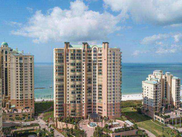 940 Cape Marco Dr #802, Marco Island, FL 34145 (MLS #218007678) :: RE/MAX Realty Group