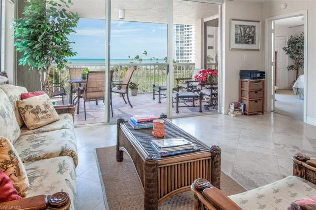 40 Seagate Dr #202, Naples, FL 34103 (MLS #218007890) :: The New Home Spot, Inc.
