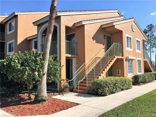 1150 Wildwood Lakes Blvd 8-207, Naples, FL 34104 (MLS #218009412) :: The New Home Spot, Inc.