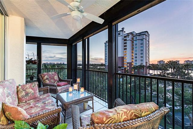 425 Cove Tower Dr #504, Naples, FL 34110 (MLS #218010130) :: The New Home Spot, Inc.
