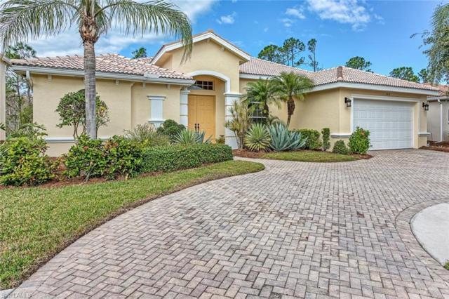 1610 Serenity Cir, Naples, FL 34110 (MLS #218010435) :: The New Home Spot, Inc.