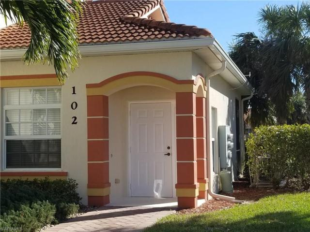 25090 Peacock Ln #102, Naples, FL 34114 (MLS #218010452) :: The New Home Spot, Inc.