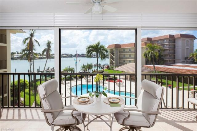 222 Harbour Dr #306, Naples, FL 34103 (#218010921) :: Equity Realty