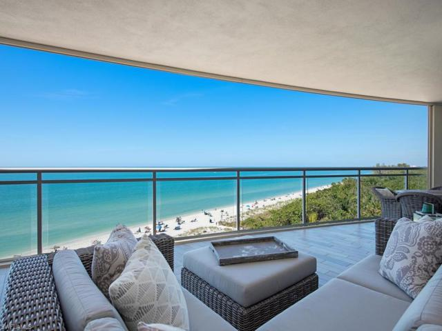 11125 Gulf Shore Dr #605, Naples, FL 34108 (MLS #218011034) :: The New Home Spot, Inc.