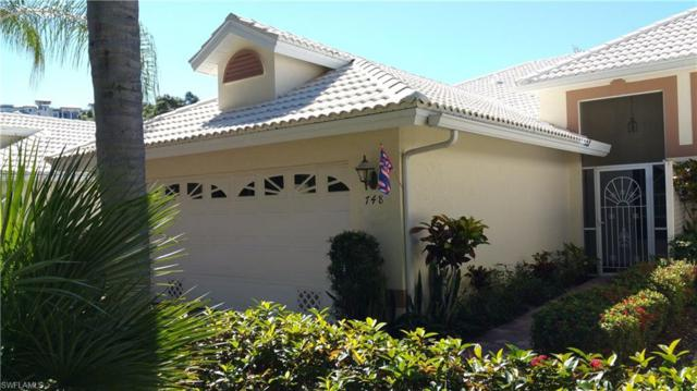 748 Wiggins Bay Dr 13L, Naples, FL 34110 (MLS #218011221) :: RE/MAX Realty Group