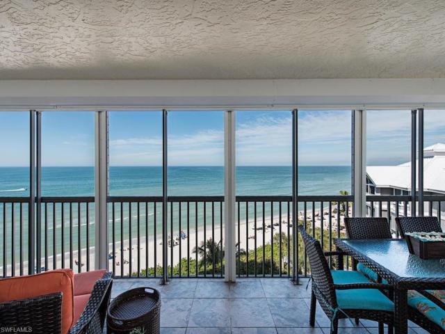 9051 Gulf Shore Dr #603, Naples, FL 34108 (MLS #218011829) :: The New Home Spot, Inc.