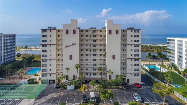 7100 Estero Blvd #1003, Fort Myers Beach, FL 33931 (MLS #218012536) :: RE/MAX Realty Group
