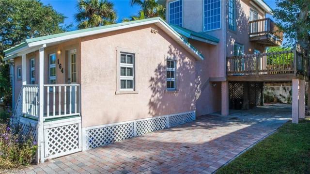 164 Miramar St, Fort Myers Beach, FL 33931 (MLS #218012625) :: Florida Homestar Team