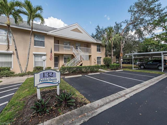 132 Pebble Shores Dr 7-104, Naples, FL 34110 (#218013029) :: Equity Realty