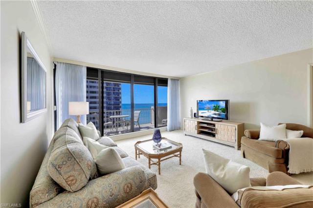 4005 Gulf Shore Blvd N #904, Naples, FL 34103 (#218013298) :: Equity Realty