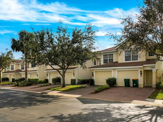 1365 Henley St #502, Naples, FL 34105 (MLS #218013352) :: RE/MAX Realty Group