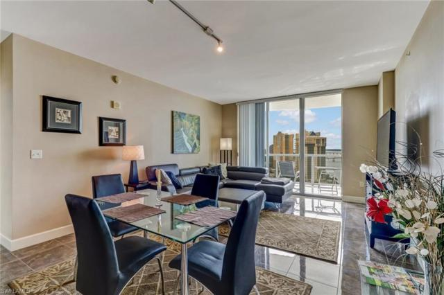 3000 Oasis Grand Blvd #2002, Fort Myers, FL 33916 (#218013402) :: Equity Realty