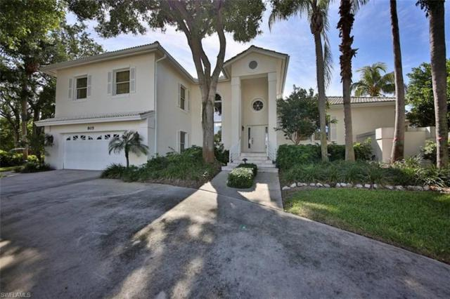 805 Dove Ct, Marco Island, FL 34145 (MLS #218013763) :: The New Home Spot, Inc.
