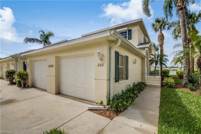 3420 Crown Pointe Blvd W #202, Naples, FL 34112 (#218014059) :: Equity Realty