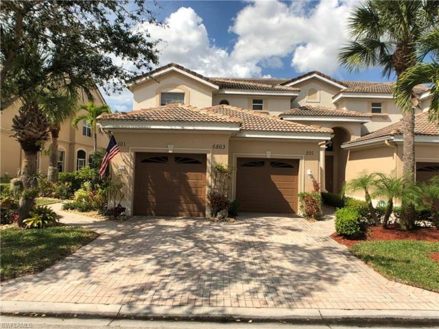 6863 Sterling Greens Dr #103, Naples, FL 34104 (MLS #218014142) :: The New Home Spot, Inc.