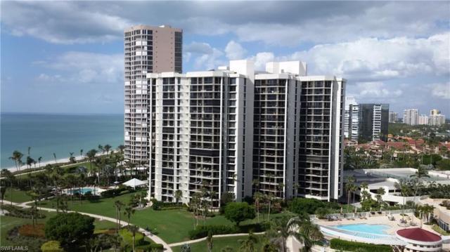 4401 Gulf Shore Blvd N #1404, Naples, FL 34103 (MLS #218014405) :: Clausen Properties, Inc.
