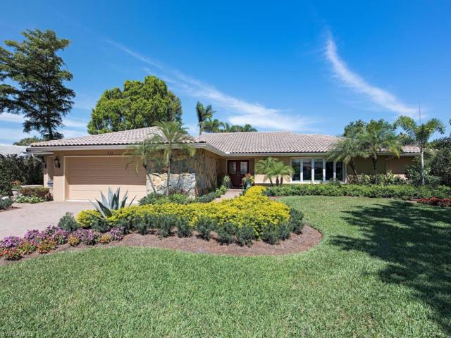 635 Anchor Rode Dr, Naples, FL 34103 (MLS #218017726) :: The Naples Beach And Homes Team/MVP Realty