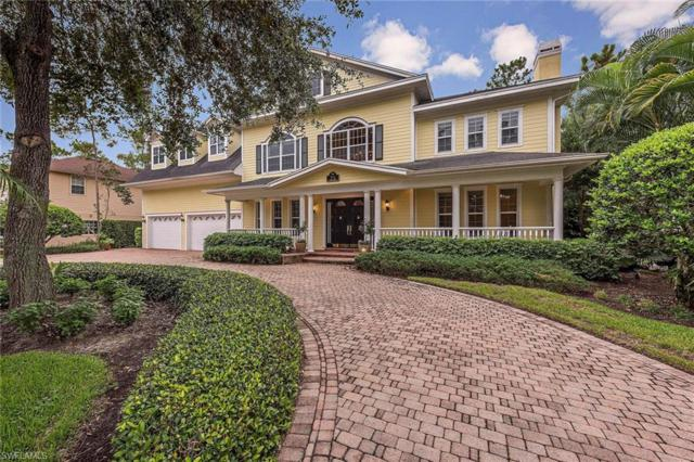 514 Corbel Dr, Naples, FL 34110 (MLS #218018429) :: The New Home Spot, Inc.