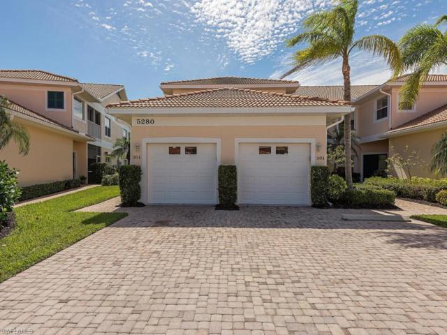 5280 Birmingham Dr #201, Naples, FL 34110 (MLS #218019149) :: The Naples Beach And Homes Team/MVP Realty