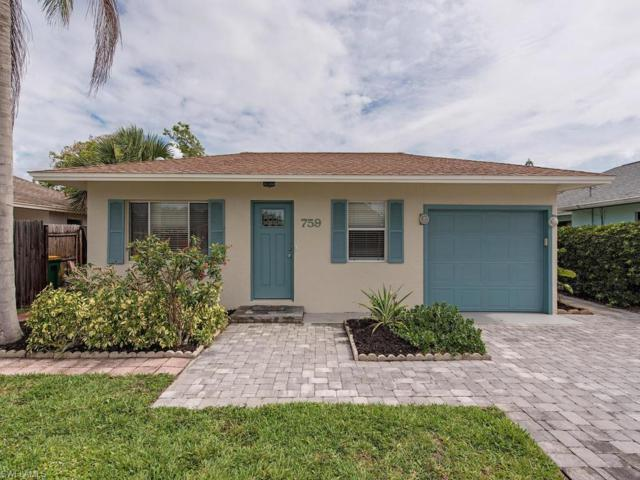 759 102nd 759 102 Ave N, Naples, FL 34108 (MLS #218019910) :: The New Home Spot, Inc.