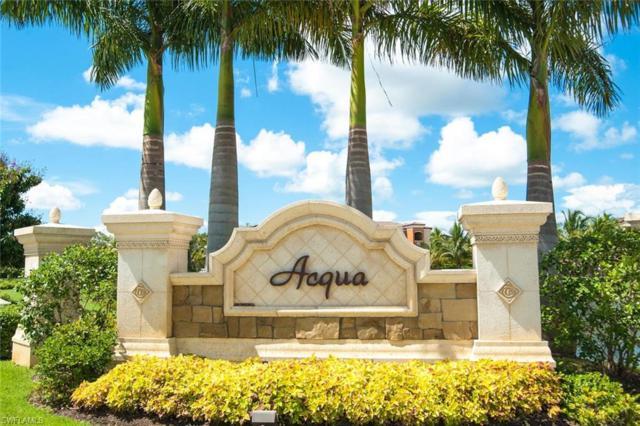 9715 Acqua Ct #134, Naples, FL 34113 (MLS #218020000) :: The Naples Beach And Homes Team/MVP Realty