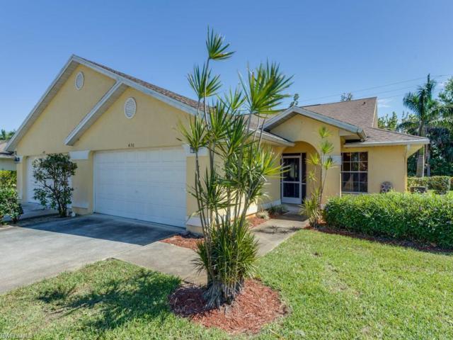 430 Saint Andrews Blvd #6, Naples, FL 34113 (#218020123) :: Equity Realty