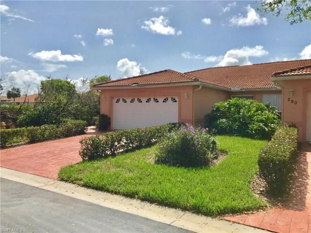 290 W Naomi Dr #5501, Naples, FL 34104 (MLS #218020225) :: RE/MAX Realty Group