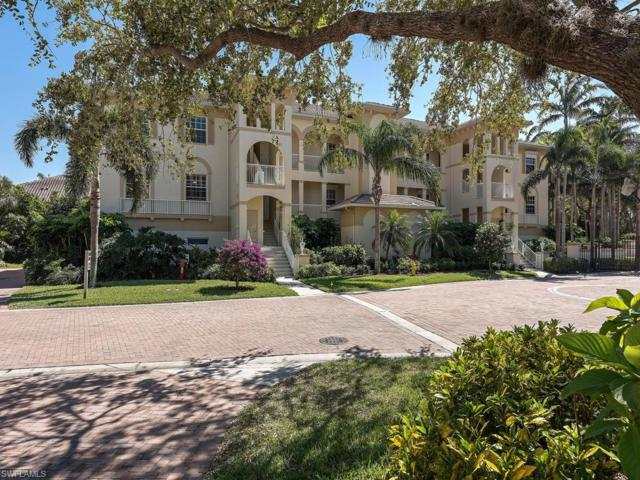 700 Bentwater Cir 1-101, Naples, FL 34108 (MLS #218020363) :: The Naples Beach And Homes Team/MVP Realty