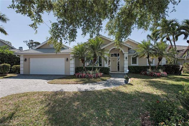 830 Bentwood Dr, Naples, FL 34108 (MLS #218021020) :: The Naples Beach And Homes Team/MVP Realty