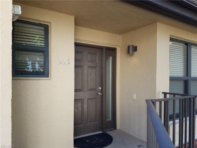 503 La Peninsula Blvd #503, Naples, FL 34113 (MLS #218021049) :: The Naples Beach And Homes Team/MVP Realty