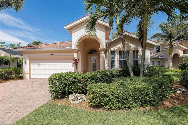 12611 Biscayne Ct, Naples, FL 34105 (MLS #218021097) :: The New Home Spot, Inc.